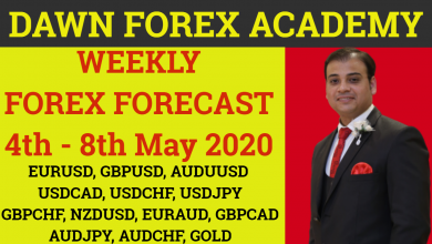 Photo of Weekly Forex Forecast 4th to 8th May 2020|