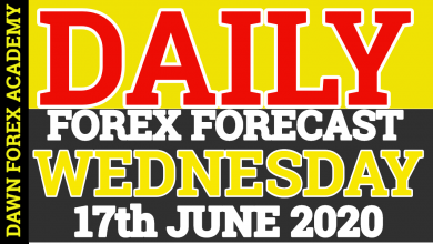 Photo of Daily Forex Forecast For 17th June 2020| Urdu/Hindi