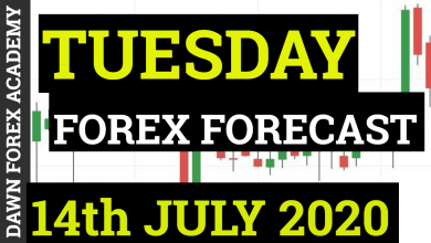 Photo of TUESDAY FOREX FORECAST FOR 14th JULY 2020| DAWN FOREX ACADEMY