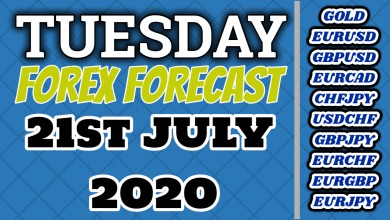 Photo of TUESDAY FOREX FORECAST FOR 21st JULY 2020| URDU/HINDI| DAWN FOREX ACADEMY