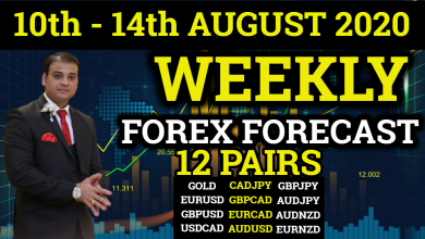 Photo of Weekly Forex Forecast 10th – 14th August 2020