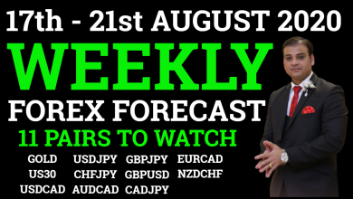 Photo of Weekly Forex Forecast 17th – 21st August 2020 | Urdu/Hindi |  @Dawn Forex Academy ​