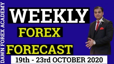 Photo of Weekly Forex Forecast For 19th To 23rd October 2020 | Urdu/Hindi |