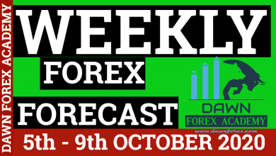 Photo of Weekly Forex Forecast For 5th To 9th October 2020 | Urdu/Hindi | by  @Dawn Forex Academy