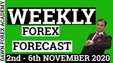 Photo of Weekly Forex Forecast 2nd To 6th November 2020 | Urdu/Hindi |