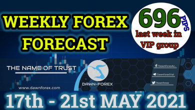 Photo of #Weekly Forex Forecast 17th – 21st May 2021  696 pips booked last week  #dawnforexacademy